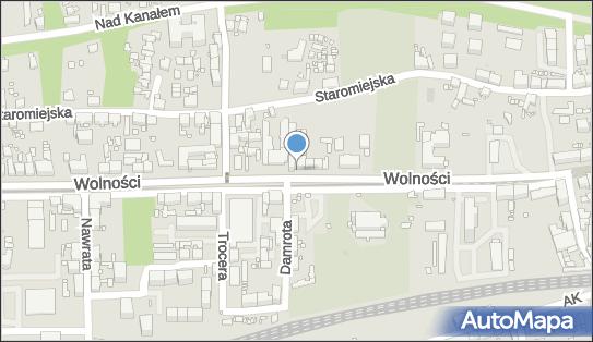 Fundacja Andrzej Na Rzecz Parafii św Andrzeja w Zabrzu, Zabrze 41-800 - Przedsiębiorstwo, Firma, numer telefonu, NIP: 6482672295