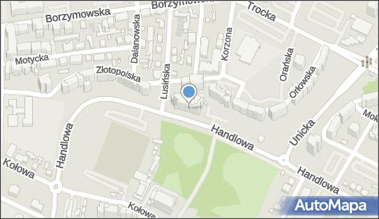 Fundacja Corda Cordi, Handlowa 60, Warszawa 03-556 - Przedsiębiorstwo, Firma, numer telefonu, NIP: 5272547382