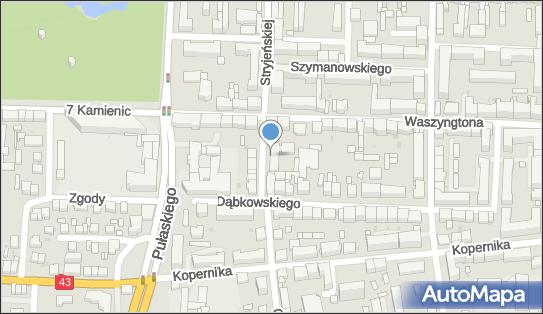 Fundacja Ośrodek Kształcenia Kadr, ul. Jaracza 4, Częstochowa 42-217 - Przedsiębiorstwo, Firma, numer telefonu, NIP: 5732581080