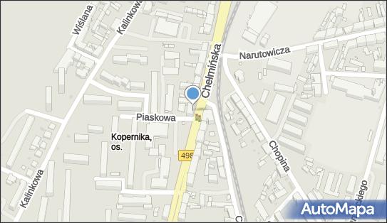 Gabinet Ginekologiczno Położniczy, Chełmińska 60, Grudziądz 86-300 - Przedsiębiorstwo, Firma, NIP: 8761528730