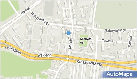 Gabinet Kosmetyczny Euforia, ul. Jana Matejki 63a, Toruń 87-100 - Przedsiębiorstwo, Firma, numer telefonu, NIP: 5591633709