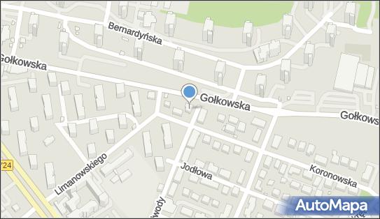 Gabinet Lekarski Wypych Karol, Koronowska 30/32, Warszawa 02-905 - Przedsiębiorstwo, Firma, numer telefonu, NIP: 5211768491