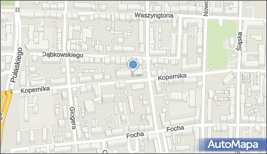 Gabinet Lekarski, ul. Kopernika 38, Częstochowa 42-217 - Przedsiębiorstwo, Firma, NIP: 5731592064