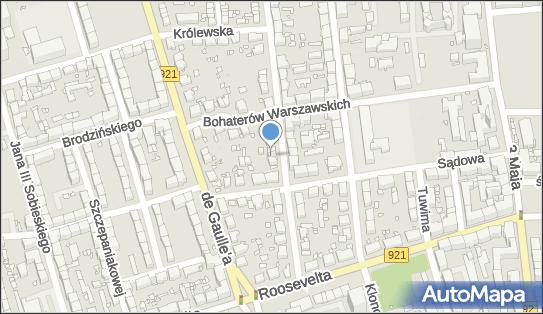 Gabinet Neurochirurgiczny, ul. Bolesława Wallek-Walewskiego 23 41-800 - Przedsiębiorstwo, Firma, numer telefonu, NIP: 6481045521