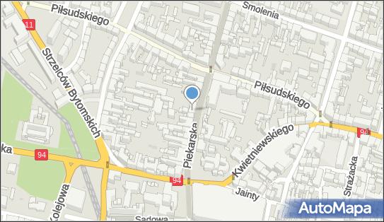 Gabinet Okulistyczny Kielan, Piekarska 19, Bytom 41-902 - Przedsiębiorstwo, Firma, NIP: 6262147078