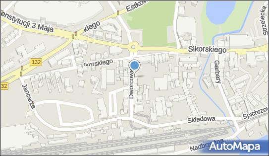 Gabinet Okulistyczny, Dworcowa 6, Gorzów Wielkopolski 66-400 - Przedsiębiorstwo, Firma, numer telefonu, NIP: 5991015702