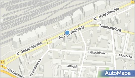 Gabinet Psychiatryczny, Aleje Jerozolimskie 151, Warszawa 02-326 - Przedsiębiorstwo, Firma, numer telefonu, NIP: 5251406831