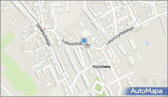 Gabinet Rehabilitacji Roman Kruk, ul. Waleriana Łukasińskiego 16 37-700 - Przedsiębiorstwo, Firma, NIP: 7951073864