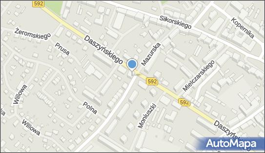 Gabinet Usług Kosmetycznych, Mazurska 18, Kętrzyn 11-400 - Przedsiębiorstwo, Firma, NIP: 7421025946