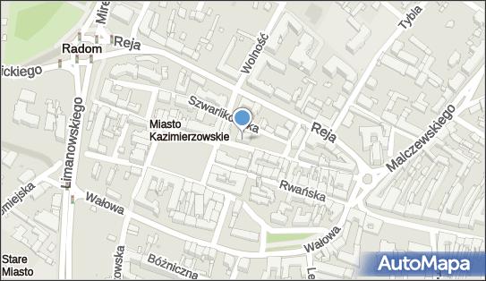 Gabinety Lekarskie Hejnar, ul. Szewska 5, Radom 26-600 - Przedsiębiorstwo, Firma, numer telefonu, NIP: 7961065079