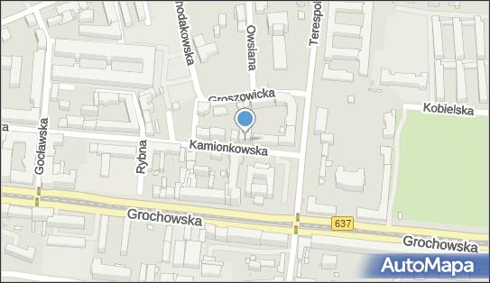 Gadu Gadu, Kamionkowska 45, Warszawa 03-812 - Przedsiębiorstwo, Firma, numer telefonu