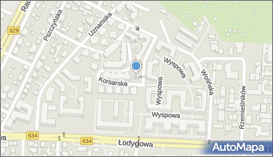Gałecka, Wyspowa 9, Warszawa 03-687 - Przedsiębiorstwo, Firma, NIP: 9511043297