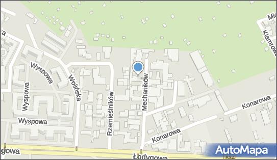 Galwanizatorstwo, ul. Mechaników 13, Warszawa 03-687 - Przedsiębiorstwo, Firma, numer telefonu, NIP: 1250063605