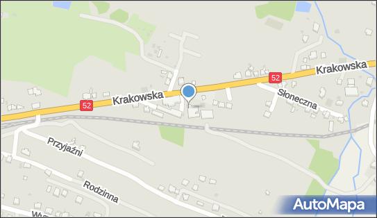 Gaz-Pol, Krakowska 15, Andrychów 34-120 - Przedsiębiorstwo, Firma, numer telefonu