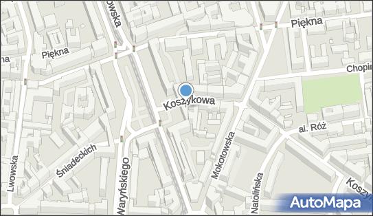 GDD, Plac Konstytucji 4, Warszawa 00-552 - Przedsiębiorstwo, Firma, numer telefonu, NIP: 5213587842