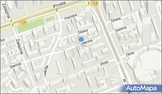 Genex, Sienna 61, Warszawa 00-820 - Przedsiębiorstwo, Firma, NIP: 5270106573