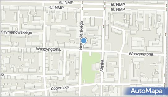 Geodezja, ul. Waszyngtona 20, Częstochowa 42-217 - Przedsiębiorstwo, Firma, numer telefonu, NIP: 5731574942
