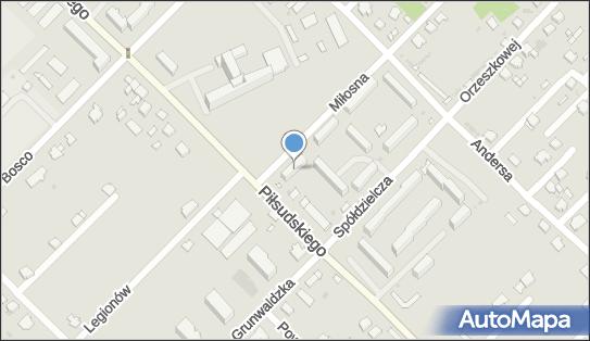 Geodezyjne i Kartograficznne, Miłosna 1, Sokołów Podlaski 08-300 - Przedsiębiorstwo, Firma, NIP: 8231184599