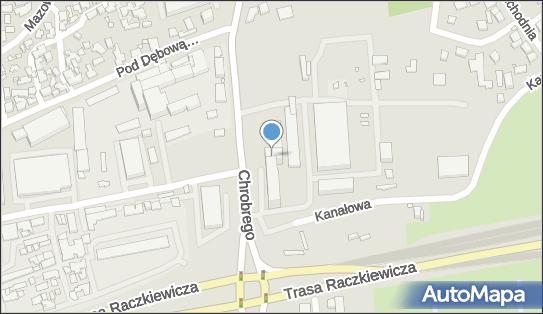 Geofizyka Toruń, ul. Bolesława Chrobrego 50, Toruń 87-100 - Przedsiębiorstwo, Firma, numer telefonu, NIP: 8792046601