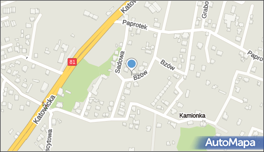 Geoinfo, ul. Bzów 12, Mikołów 43-190 - Przedsiębiorstwo, Firma, NIP: 6341198420