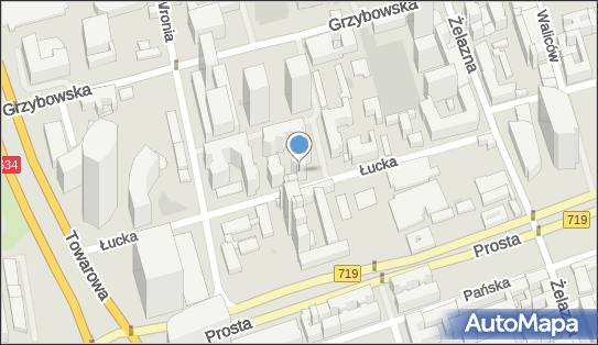 GGS w Likwidacji, Łucka 18, Warszawa 00-845 - Przedsiębiorstwo, Firma, NIP: 5272423088