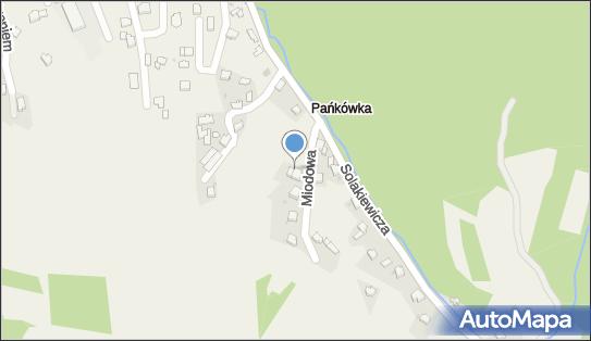 Góra Grażyna, Miodowa 6, Zagórnik 34-120 - Przedsiębiorstwo, Firma, NIP: 5512054355