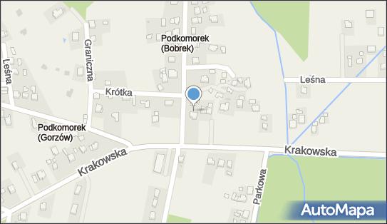 Gospodarstwo Rolne, Podkomorska 2, Bobrek 32-661 - Przedsiębiorstwo, Firma, NIP: 5491156569