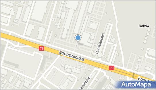 Grasp Drukarnia, ul. Łopuszańska 36, Warszawa 02-220 - Przedsiębiorstwo, Firma, numer telefonu, NIP: 5213370114
