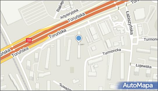 Grażyna Giżyńska - Działalność Gospodarcza, ul. Toruńska 84 03-226 - Przedsiębiorstwo, Firma, NIP: 5241056045