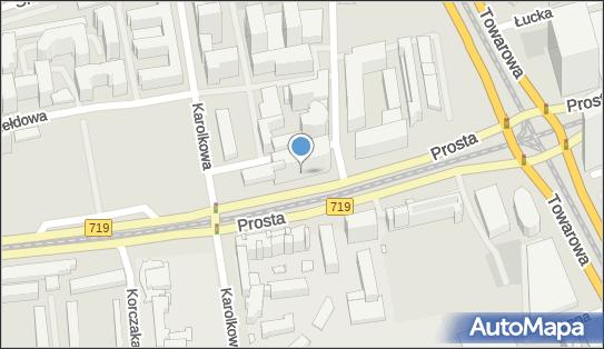 Greco Ecclesia Hospital, Prosta 70, Warszawa 00-838 - Przedsiębiorstwo, Firma, NIP: 1080013748