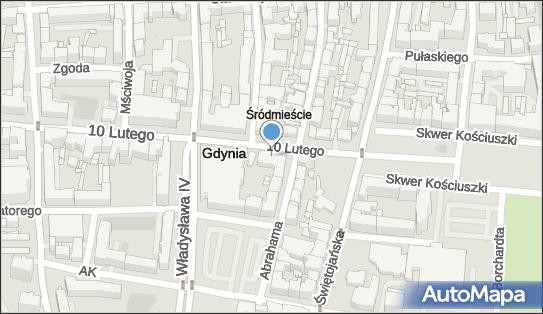 Green Way, 10 Lutego 7, Gdynia 81-366 - Przedsiębiorstwo, Firma, numer telefonu, NIP: 5862080241