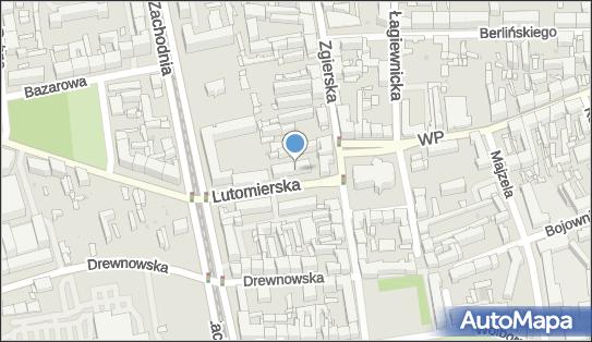 Grun, ul. Lutomierska 7, Łódź 91-085 - Przedsiębiorstwo, Firma, numer telefonu, NIP: 7732080172