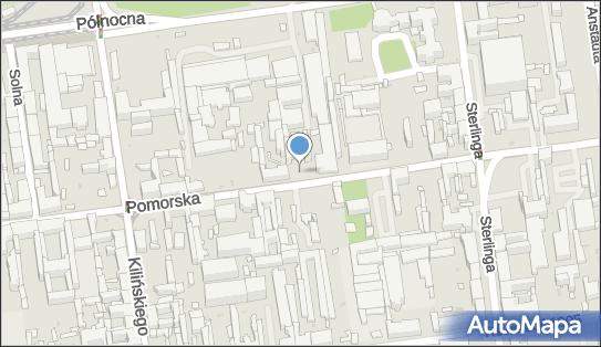 Grupa Medica, ul. Pomorska 40, Łódź 91-408 - Przedsiębiorstwo, Firma, NIP: 7262178582