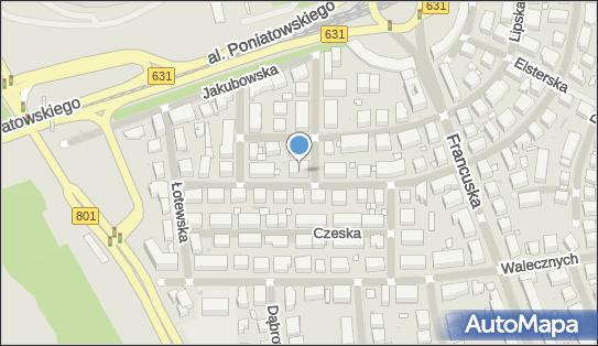 H & B, Berezyńska 9, Warszawa 03-904 - Przedsiębiorstwo, Firma, numer telefonu, NIP: 1132643913