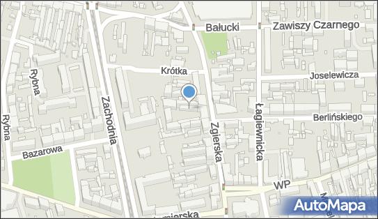 Halrex, ul. Zgierska 38A, Łódź 91-056 - Przedsiębiorstwo, Firma, NIP: 7261161332