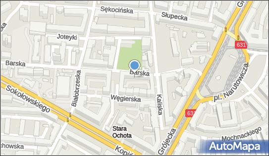 Handel Budowa Sieci Marketingowej, Barska 7/9, Warszawa 02-315 - Przedsiębiorstwo, Firma, NIP: 5261450124