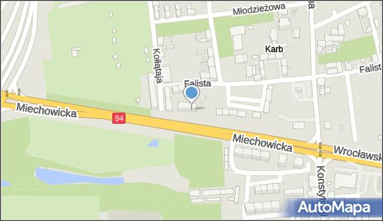Handel Detaliczny i Obwoźny, Miechowicka 42, Bytom 41-906 - Przedsiębiorstwo, Firma, NIP: 6261046197