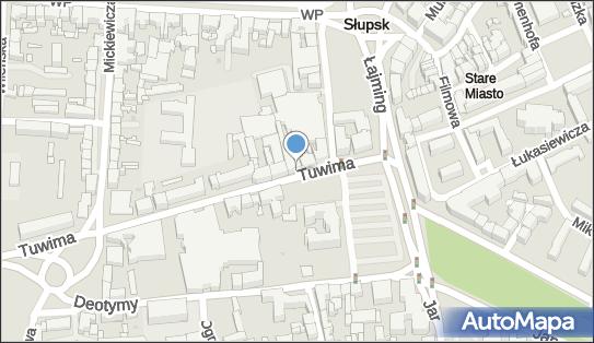 Handel Detaliczny, ul. Juliana Tuwima 3, Słupsk 76-200 - Przedsiębiorstwo, Firma, NIP: 8391870671