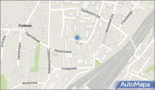Handel Obnośny, ul. Jesionowa 7/33, Łazy 42-450 - Przedsiębiorstwo, Firma, NIP: 6491048610