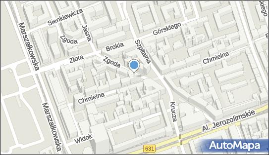 Handel Obwoźny Art Spoż i Przem, Zgoda 1, Warszawa 00-018 - Przedsiębiorstwo, Firma, NIP: 5251019212