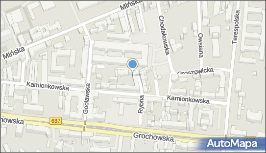 Handel Obwoźny Art Spożywczymi, Rybna 9, Warszawa 03-811 - Przedsiębiorstwo, Firma, NIP: 1131986114