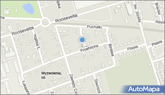 Handel Obwoźny Niklasowska, Zielona 11, Zabrze 41-800 - Przedsiębiorstwo, Firma, NIP: 6482099128