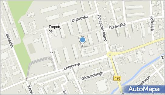 Handel Obwoźny, Piastowska 6, Grudziądz 86-300 - Przedsiębiorstwo, Firma, NIP: 8761354721