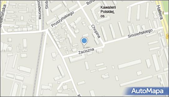 Handel Obwoźny, Zaciszna 7, Grudziądz 86-300 - Przedsiębiorstwo, Firma, NIP: 8761671930