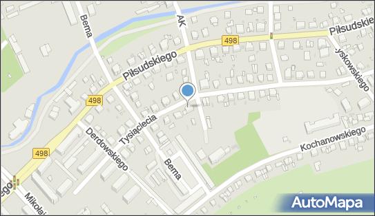 Handel Obwoźny, Tysiąclecia 60, Grudziądz 86-300 - Przedsiębiorstwo, Firma, NIP: 8761074855