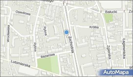 Handel Obwoźny, ul. Zachodnia 25 A, Łódź 91-005 - Przedsiębiorstwo, Firma, NIP: 7262212184
