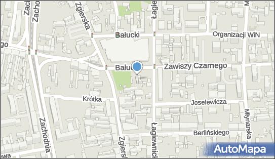 Handel Obwoźny, rynek Bałucki NN, Łódź 91-455 - Przedsiębiorstwo, Firma, NIP: 9471001274