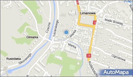 Handel Obwoźny, ul. Józefa Marka 20B, Limanowa 34-600 - Przedsiębiorstwo, Firma, NIP: 7371017990