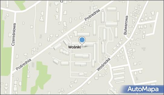 Handel Obwoźny, ul. Wośnicka 32A, Radom 26-600 - Przedsiębiorstwo, Firma, NIP: 9481021456