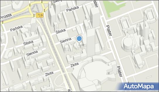 Handel Obwoźny, Sienna 41, Warszawa 00-121 - Przedsiębiorstwo, Firma, NIP: 5251598210